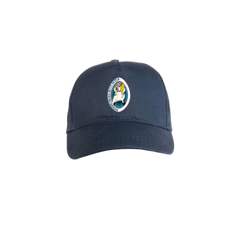 Cappello blu navy con Logo del Giubileo  eb46144d4b23