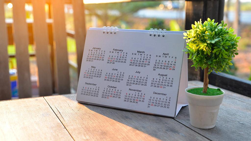 Vendita Calendario 2020.Calendario 2020 Personalizzabile Le Soluzioni Di Airone