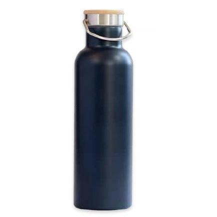 Borraccia termica Acciaio 750 ml blu